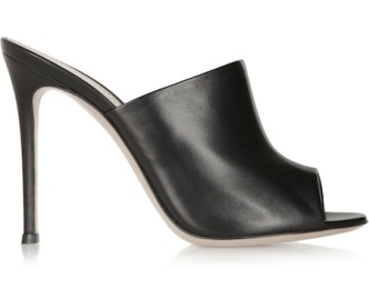 Gianvito-Rossi-Leather-Mule
